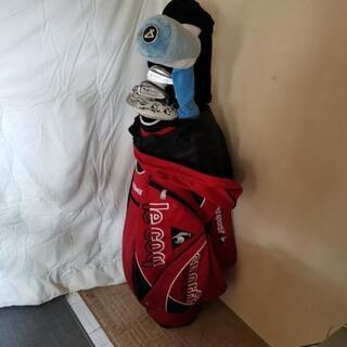 ゴルフクラブ一式レディース中古
