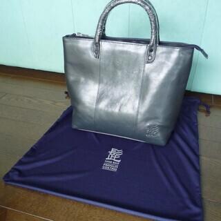 牛革製トートバッグ  『吉田カバン 髭バッグ ポーターハーヴェストレーベル トートバッグ 』 未使用 の画像