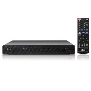 ブルーレイ&DVDプレーヤー LG BP350