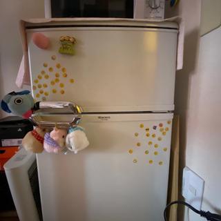 洗濯機は二年間使っています。外に置いてあるものがちょっと汚いので...