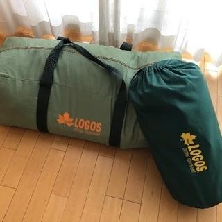 美品 キャンプ用品 テント ロゴスNEOS ツードーム