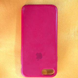 iphone8 純正 シリコンケース 赤 red