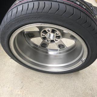 18クラウン 純正タイヤ 1本 - 車のパーツ