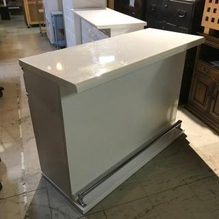 JF00737 キッチンカウンター 受付カウンター カウンターテーブル
