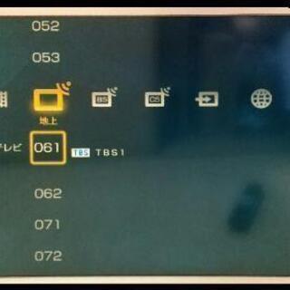32型2K液晶テレビ