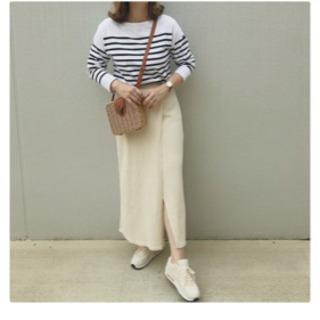 GU☆ラップミディスカート☆Mサイズ(お取引中)
