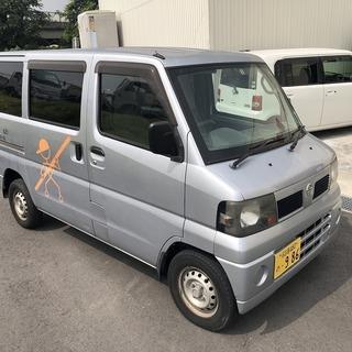 平成19年 クリッパーバン SD マニュアル車 車検付き