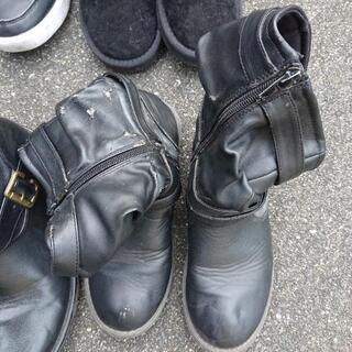 子供用靴7足 - 大阪市