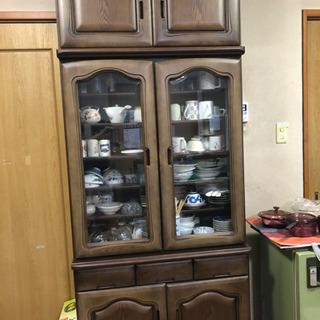 食器棚A 両開き
