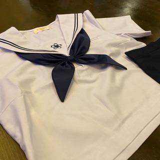 【新品未使用】コスプレ衣装 セーラー服 制服 女子高生