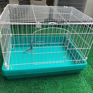 ウサギ 飼育セット ケージ チモシー ペレット キャリーケース