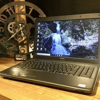 一宮でWindows10搭載機!EPSON 15.6インチ モバ...