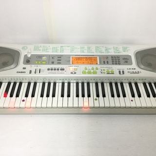 CASIO(カシオ)★電子ピアノ★光ナビゲーションキーボード★L...