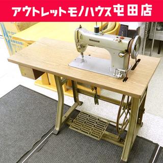 アンティーク 職業用足踏みミシン ジャノメ MODEL 766 ...
