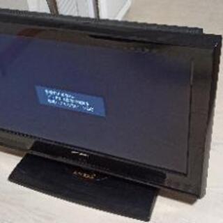液晶テレビ 26型 三菱 ダブル録画 500GB