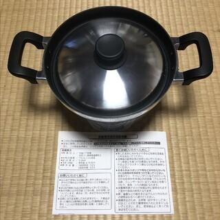未使用!ノーリツ 炊飯専用鍋 1~3合炊き