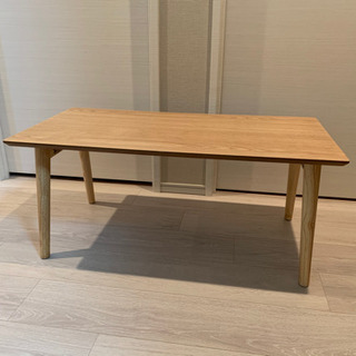 ローテーブル 折りたたみ 木製