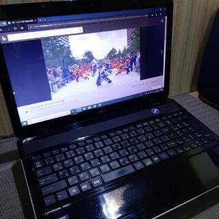 10日23時まで早い者勝ち豪華セットWindows10ノートPCSSD搭載 − 高知県