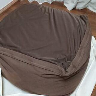 無印良品 体にフィットするソファ(人をダメにするソファ)カバー付き