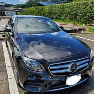 最新型 Mercedes-Benz E220d レザーEXPKG