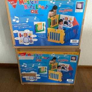 日本育児 ベビーサークル 合計16枚 6枚×2セット 拡張パネル4枚