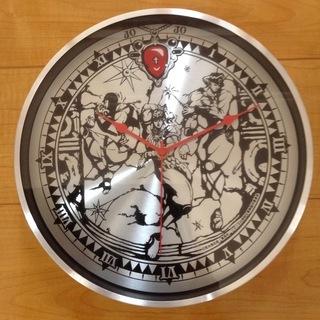 【新品未使用】掛時計★ジョジョの奇妙な冒険