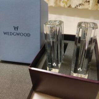 WEDGWOOD ウェッジウッド スパイアキャンドルスティック ...