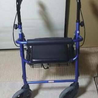 ハッピー2  竹虎  介護用歩行器  シルバーカー