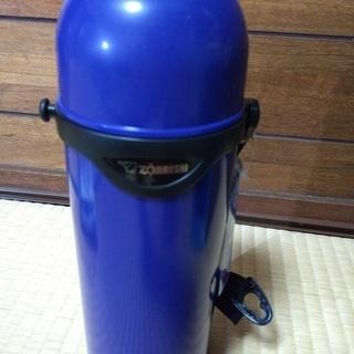 新品 格安 ZOJIRUSHIステンレスボトル  1.0リットル...