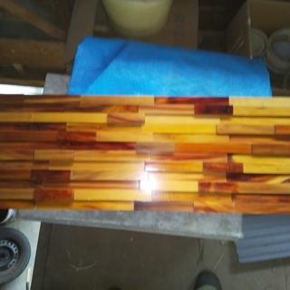 木質系 壁材