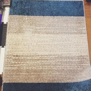 ベルギー 絨毯 ラグ 100*140