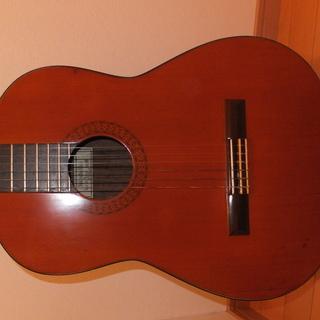 茶位幸信 NO6 クラシックギター 最終値下げです。