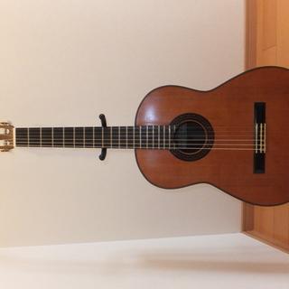 茶位幸信 NO10クラシックギター 最終値下げです。フレッ…