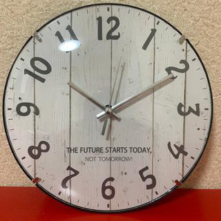 アンティーク ウッド調 壁掛け時計 新品未使用品 即購入OK!