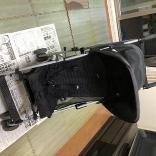 マクラーレン ベビーカー B型 黒