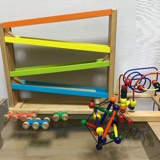 知育玩具(おもちゃ3点セット)