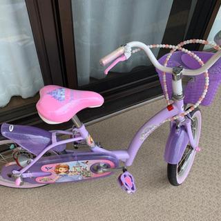 自転車 18インチ プリンセスソフィア