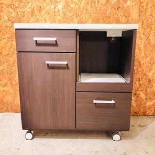 食器棚 食器棚 レンジボード レンジ台 リビングボード キッチン...