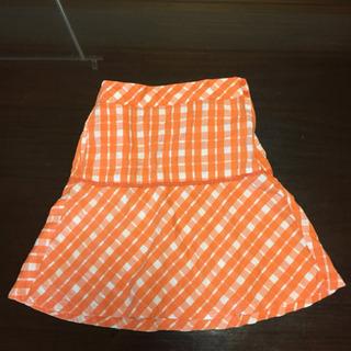 子供BeBe女児スカート   140