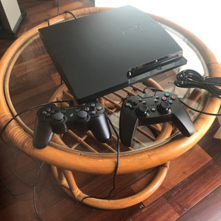 PS3 +各種ケーブル、ソフト14本 そのまま遊べます