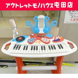 トイザらス キーボード キッズ用ピアノ 電池式 子供用玩具 ☆ ...