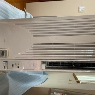 窓用エアコン 未使用