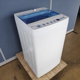 ハイアール 全自動洗濯機 JW-C55CK『中古美品』2018年...