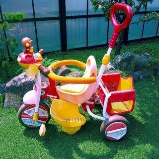 アンパンマン 三輪車の画像