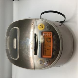 【動作問題なし】【TIGER】 IH 炊飯器 炊きたて 5.5合炊き