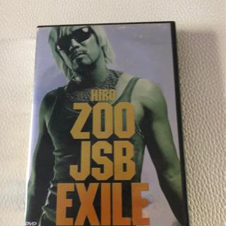 EXILE・HIRO DVD