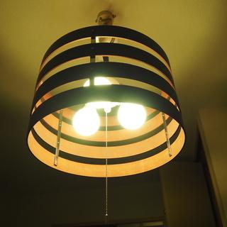[超節電]あったか LEDシーリングライト 電球3つ付き