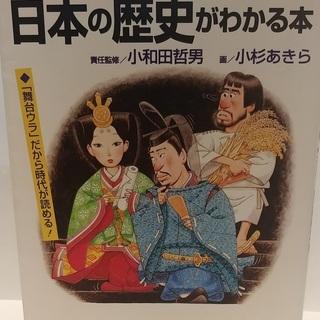 【中古】マンガ 日本の歴史がわかる本 3冊セット【着払い対応可】
