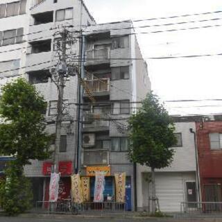 ワンフロア1室のみの独立部屋設計、犬・猫飼育可マンション・1LD...