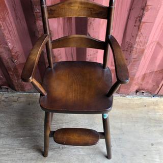 0808-4 子供用椅子 チェア 木